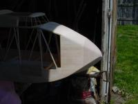 Name: DSC02962.jpg Views: 428 Size: 62.5 KB Description: and Finished! Notice it's outside for the finish sanding....