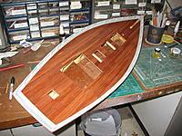 Name: IMG_3185.jpg Views: 201 Size: 301.5 KB Description: 50-50 coat of Minwax satin finish is still wet.