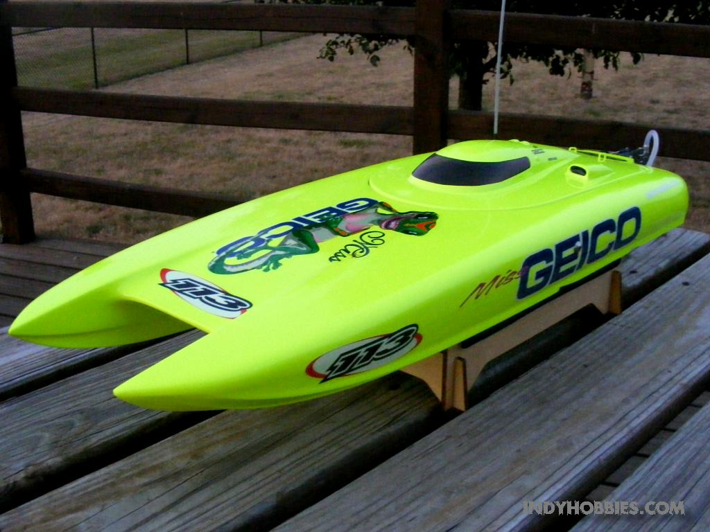 Discussion Miss GEICO by Pro Boat - RC Groups