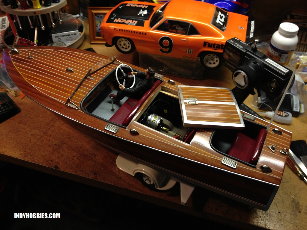 Chris Craft 1949 19 Racing Runabout Page 9 Rc Groups