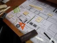 Name: Indy40000.jpg Views: 306 Size: 117.7 KB Description: Making sure all the parts match the plan exactly.