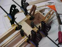 Name: Indy40022.jpg Views: 275 Size: 78.9 KB Description: Can't have too many clamps!