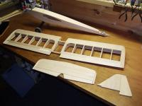 Name: Indy40039.jpg Views: 237 Size: 81.9 KB Description: Here's all the components ready for final PERMANENT assembly.
