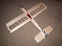 Name: Indy40044.jpg Views: 265 Size: 93.0 KB Description: You can get a good idea of the overall construction of the plane with this photo.