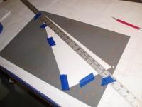 Name: Trim 5 Template E.jpg Views: 743 Size: 50.8 KB Description: (5) Using a straight edge as a cutting guide.