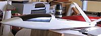 Name: super slingjet 001.JPG - Paint_2012-04-24_18-40-48.jpg Views: 151 Size: 103.2 KB Description: it will be flown with both the old slingjet wings and  a new FPV  able wing..1500 mm wingspan.