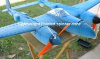 Name: Spinner Cone painted.jpg Views: 328 Size: 94.8 KB Description: