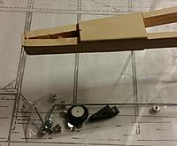 Name: tail_rebuild.jpg Views: 209 Size: 203.0 KB Description: Re-configuring the tail for tail wheel assembly.