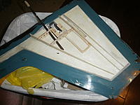 Name: shubie in nacelle 002.jpg Views: 137 Size: 172.5 KB Description: this is what all the wood parts in the wing look like ,before the glue is added