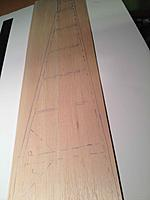 Name: IMG_0370.jpg Views: 191 Size: 72.3 KB Description: traced and ready to cut.