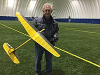 Name: D007000F-FC4B-48BF-8A68-8E3CFBEA5843.jpeg Views: 49 Size: 2.62 MB Description: Comet Firefly 250 at the Soccer dome December 2019