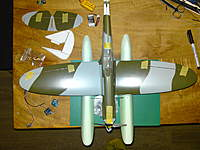 Name: DSC00555.jpg Views: 82 Size: 90.0 KB Description: Top view of aileron position and distance to floats