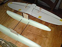 Name: DSC00561.jpg Views: 87 Size: 76.3 KB Description: plywood pylon with carbon fiber reinforcement