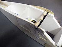 Name: fus2.jpg Views: 260 Size: 75.5 KB Description: 3mm ply with 14mm carbon spar. 12mm spar runs through to the wings. The wings also have a 14mm carbon spar to guide them.