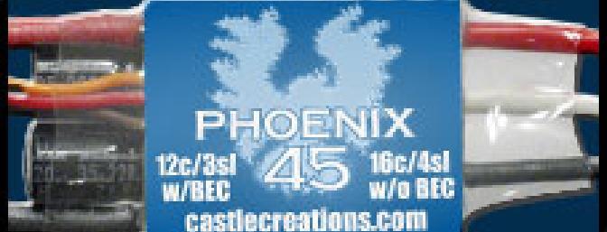 The Phoenix 45amp ESC.