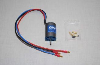 The powerful 15 EDF motor.
