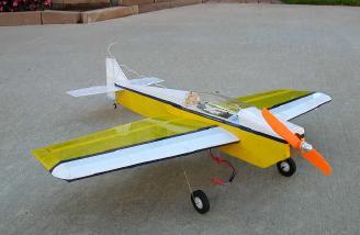 Stevens AeroModel Dystraction.