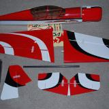 Nice CF wing tubes were included.