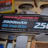 The 6s G6 Pro-Lite pack from Thunder Power.  Plenty of gusto for this model!