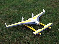 Name: EZyCat.jpg Views: 89 Size: 140.1 KB Description: EZyCat - wingplan of the Long EZy with floats from Lillycat. Victim of my destructive sense of adventure. Summer 10