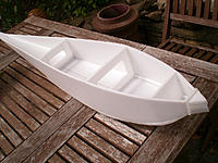 Name: CIMG4988.jpg Views: 105 Size: 193.0 KB Description: Very basic hull, surprisingly big for the wings.