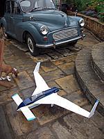 Name: LongEzy.jpg Views: 97 Size: 168.9 KB Description: Burt Rutan's Long EZ, my version