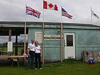 Name: FlagsTrev&Mary.jpg Views: 100 Size: 81.1 KB Description: Trevor & Mary from England