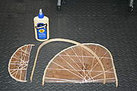 Name: IMG_0261.jpg Views: 485 Size: 95.4 KB Description: The lot so far. Those cardboard formers I made in 1994 have been a good investment, I reckon.