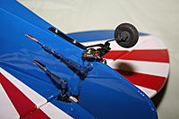 Name: Sig Cub review Pt 2 Shot 3 V2.jpg Views: 383 Size: 109.7 KB Description: A little more scale-like tailwheel assembly.