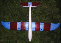 Name: esam840.JPG Views: 2571 Size: 46.1 KB Description: Because I now spend some time upside down, it was necessary to paint bottom of wing a different colour to top.