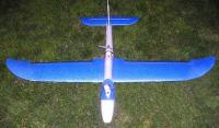 Name: esam905.JPG Views: 2264 Size: 105.0 KB Description: I was optimistic about using my ailerons as Flapperons (ie both elevators down) but was disappointed.