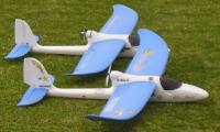 Name: esam9991010.JPG Views: 2826 Size: 72.8 KB Description: Easy Stars with standard wing and aileron wings - for me to fly or for training others.