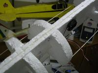 Name: estrutura_5_121.jpg Views: 457 Size: 34.0 KB Description: Fiberglass rods on top, bottom and sides of the foamy structure to reinforce it