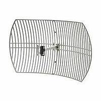 Name 2 4ghz Square Grid Parabolic Antenna 24dbi