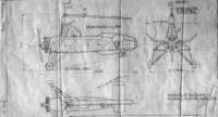 """Name: Cierva C30 old drawing, inspirational!.jpg Views: 1206 Size: 22.3 KB Description: Copy of original """"Avro Rota"""" rigging drawing, a license built Cierva C30a model."""