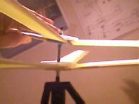 Name: Unwanted head tilt.jpg Views: 214 Size: 66.0 KB Description: Flexiing mast gives blade strikes!