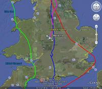 Name: mallachiegen02Sept09.jpg Views: 344 Size: 83.4 KB Description: Mallachie makes steady progress through Central England.