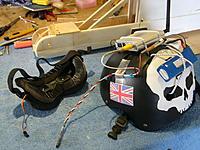 Name: P1010054.jpg Views: 109 Size: 287.8 KB Description: Ski/sand mask goggle conversion with base head station.