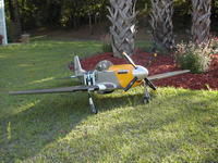 Name: Hanger9 150  P-51 Mustang Electric  Conversion 006.jpg