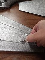 Name: 20190824_114929.jpg Views: 31 Size: 1.48 MB Description: Remove the excess foam from the injection points.