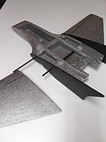 Name: 20190825_135052.jpg Views: 32 Size: 1.39 MB Description: Trial fit of vertical fins with wings.