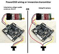 t7884580 71 thumb immersion_wiring?d=1432072010 powerosd mini pdb smart osd built in page 36 rc groups ts5823 wiring diagram at aneh.co