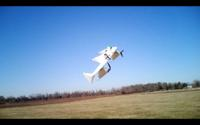 Name: QS posing for a picture.jpg Views: 119 Size: 71.9 KB Description: Transition from hover to forward flight.