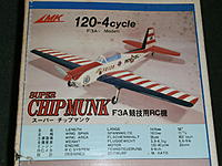Name: super chippy.jpg Views: 275 Size: 226.3 KB Description: This plane is slightly different from the design that we are replicating.