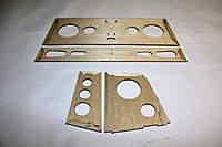 Name: 6.jpg Views: 88 Size: 60.1 KB Description: Both stabilizers, rudder and elevator glued up.