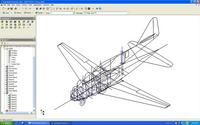 Name: ME P1092-2 FIRST SOLID SECTION COMPLETE.jpg Views: 184 Size: 55.3 KB Description: More sections added.