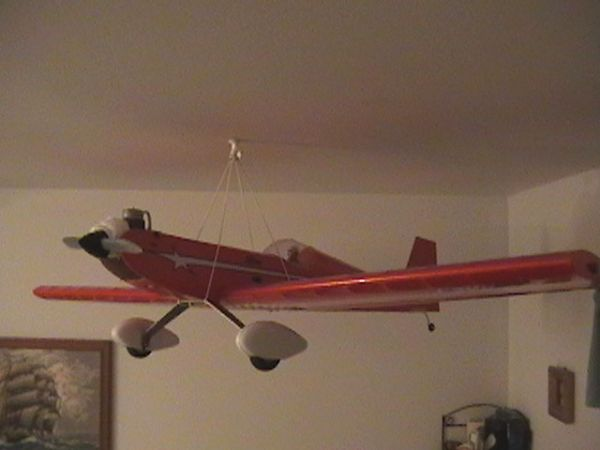 Hanging Planes For Storage